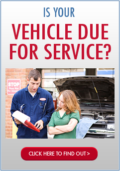 Vehicle Due for Service?